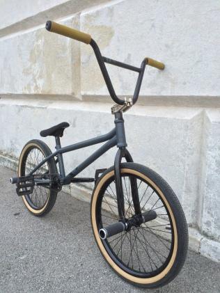 "AscenD 20"" & Profile Racing Mini BMX Front Hub"