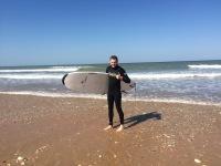 Surfin ...