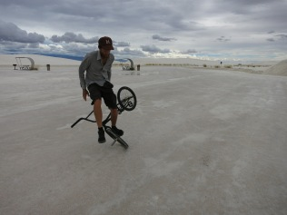 New Mexico Flatland Session
